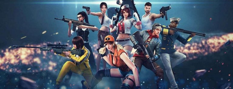 game battle royale terpopuler free fire battleground